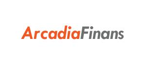 Grafik från Arcadia Finans