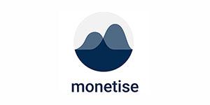 Grafik från Monetise