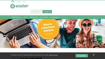 Grafik från Ecster