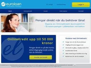 Grafik från Euroloan