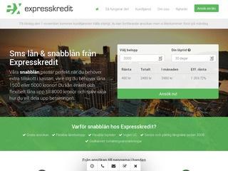 Grafik från Expresskredit