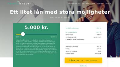 Grafik från Profilkredit